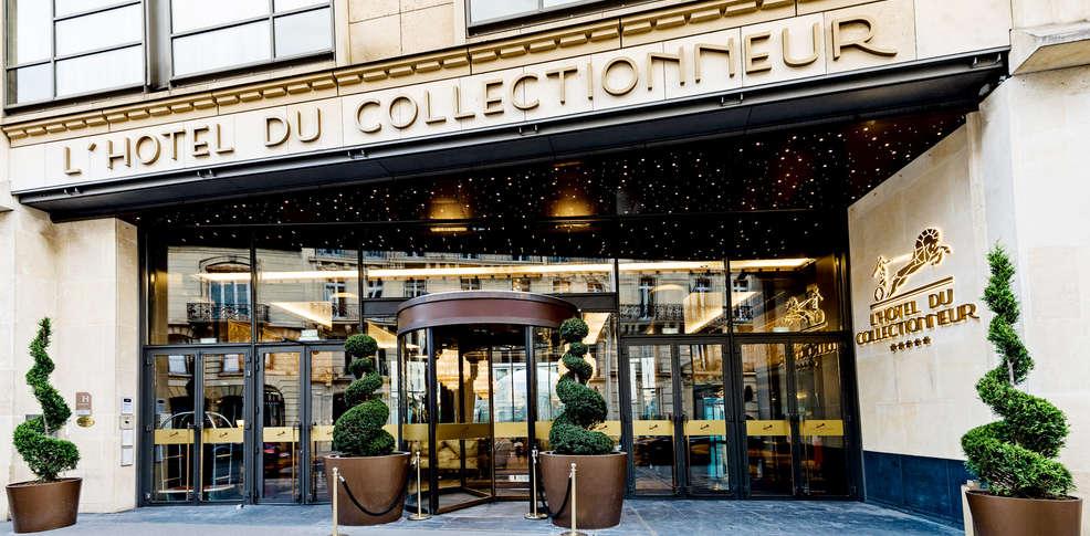 H tel du collectionneur arc de triomphe h tel de charme paris for Meilleur prix hotel paris