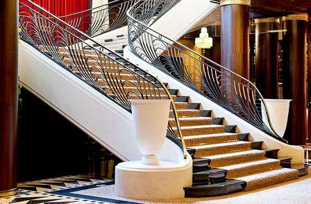 Art Déco à découvrir dans un hôtel 5* à Paris