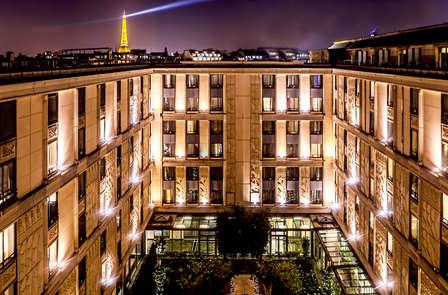 Escapade de luxe à Paris dans un hôtel de collection