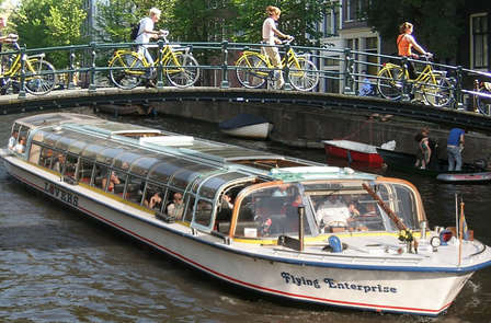 Citytrip in luxueus hotel inclusief canal cruise
