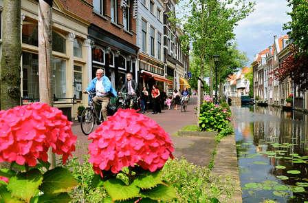Weekend Delft inclusief stadstour en grachtenrondvaart
