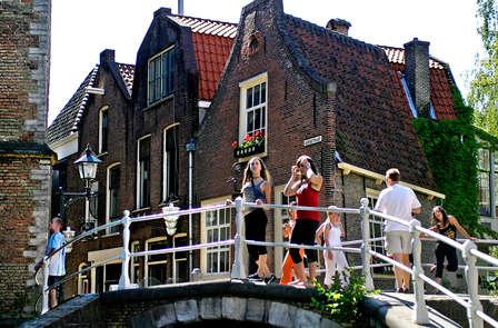 Weekend met rondvaart in Delft