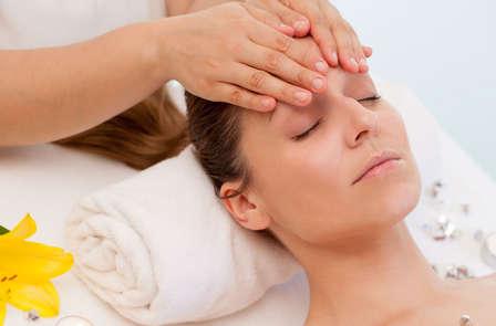 Escapada con masaje aromático y circuito termal en Caldes de Malavella