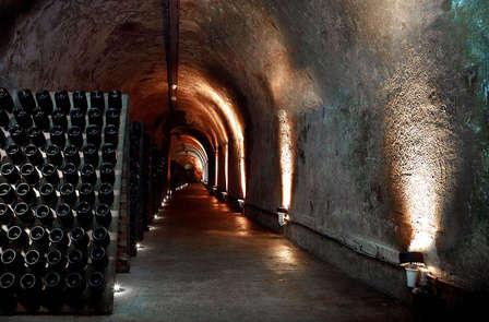 Week-end découverte avec visite de cave et dégustation de champagne