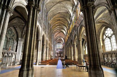 Découvrez la Basilique Cathédrale de Saint-Denis