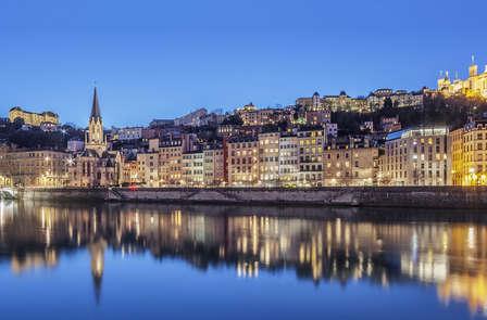 Week-end détente et découverte de la ville en famille, au coeur de Lyon (Lyon City card incluses)