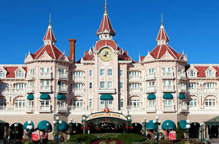 Diversión en familia en los 2 parques Disney (1 día / 2 parques)