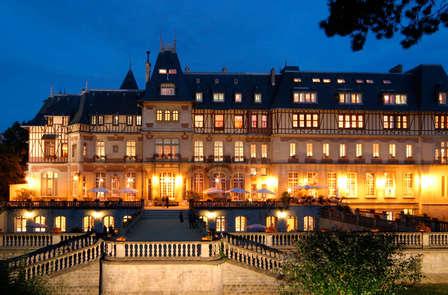 Vivez la vie de château près de Chantilly
