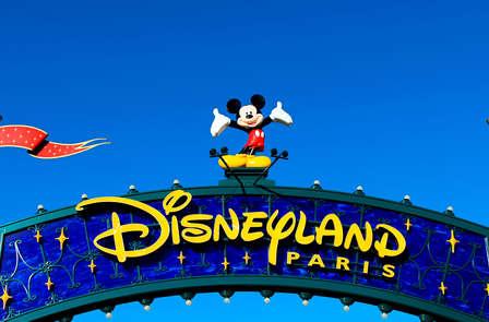Magia e colori a Disneyland® Paris