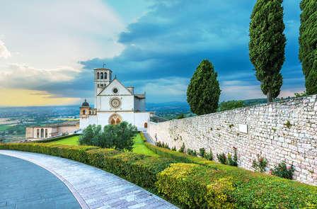 Ven a descubrir la fascinante región de Umbría en Città di Castello