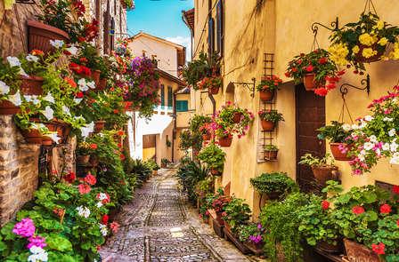 Weekend in Umbria nell'incantevole Città di Castello (da 2 notti)