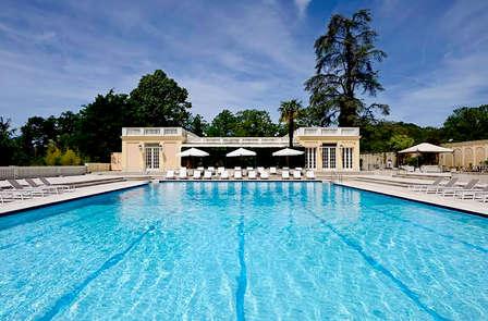 Naturaleza y bienestar en hotel 5 estrellas en Fiuggi, en el centro de Italia