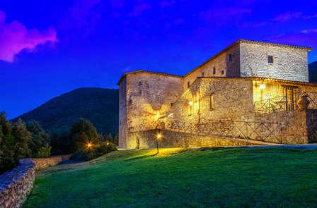 Vacanze in un castello in Royale Suite con vasca idromassaggio! Una favola che diventa realtà