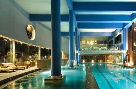 Wellness, arte, lujo y diseño con circuito Spa en la Costa del Sol en un Hilton