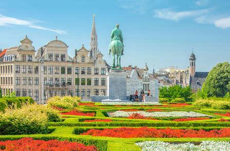 Luxe sur l'Avenue Louise à Bruxelles