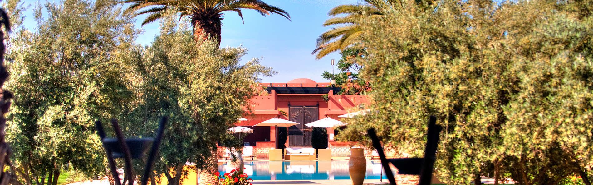 Hotel Domaine Des Remparts Charmehotel Marrakech