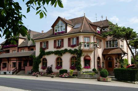 Repos en Alsace au pays des trois frontières