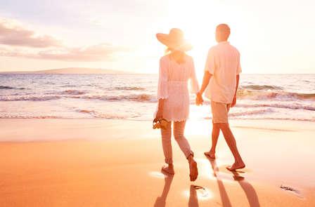 Mini Vacaciones con cena romántica y pic-nic en la playa