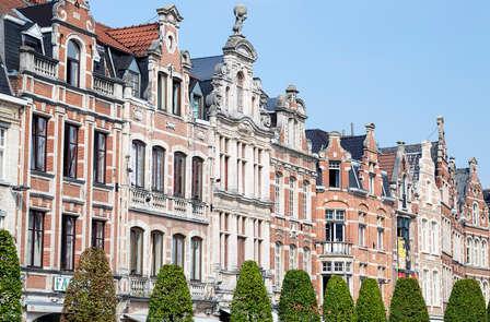 Romantiek in Leuven (3 nachten voor de prijs van 2)