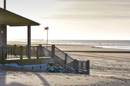 Appartamento per 5 sulla spiaggia delle Fiandre (da 2 notti)