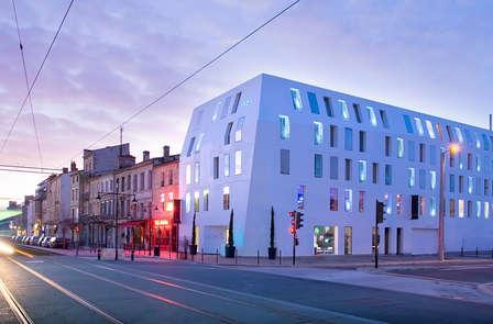 Week-end découverte en hôtel design à Bordeaux