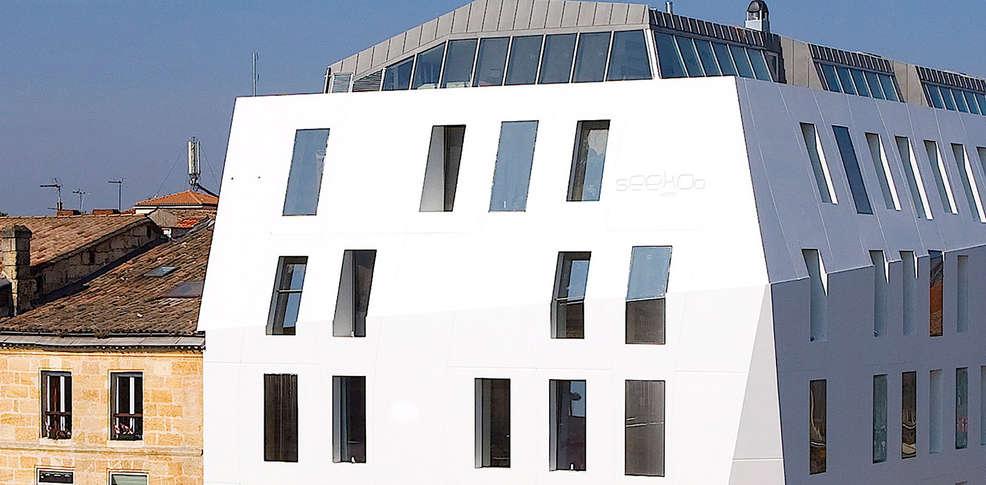 Seeko 39 o h tel design h tel de charme bordeaux for Hotel seeko