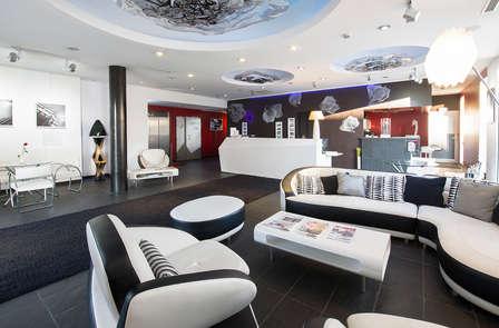 Détente dans un hôtel design à Bordeaux