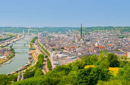 Sur les traces de Gustave Flaubert à Rouen