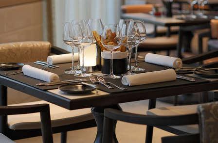 Sabores del mundo con una cena en un hotel de 5* en Bruselas