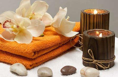 Experiencia romántica con masaje en pareja (desde 2 noches)