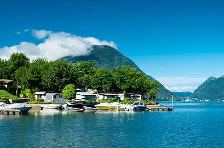 Dolce vita et dîner sur les rives du Lac de Côme