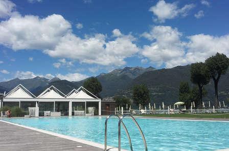 Week-end détente sur le lac de Côme avec demi-pension et entrée au SPA