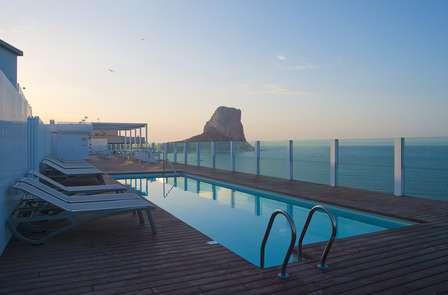 Vacaciones en Calpe: un hotel 4* con acceso directo a la playa