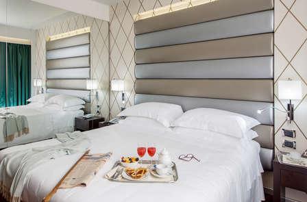 Scopri la costa tirrenica in un hotel romantico a Pomezia