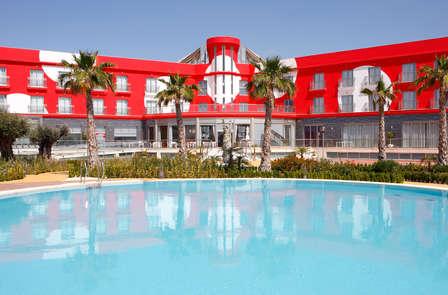 Spa y media pensión: Relax total cerca del Mar Menor