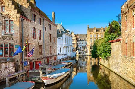 Découvrez la charmante ville de Bruges (2nuits)