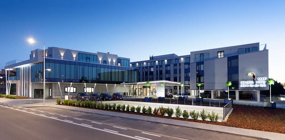 Congres hotel van der valk mons h tel de charme mons for Reservation hotel par mail