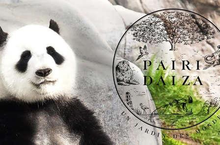 Geniet van alles rust en bezoek het bekroonde dierenpark Paira Daiza