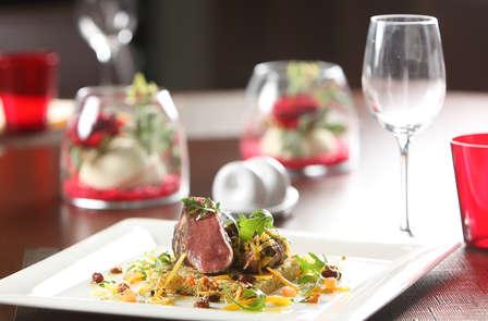 Week-end détente avec dîner à 45 minutes de Paris