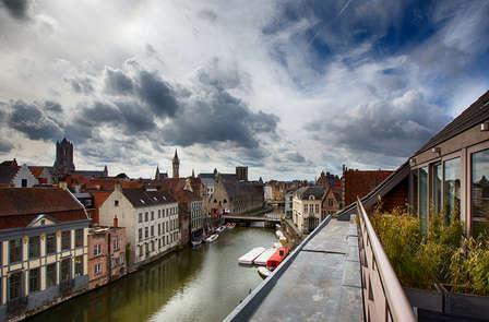 Romantiek in het hart van Gent