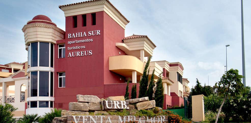 Hotel apartamentos tur sticos aureus bah a sur hotel santa margarita - Hotel y apartamentos bahia sur ...