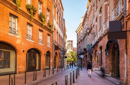 Escapada relax en habitación doble en Toulouse