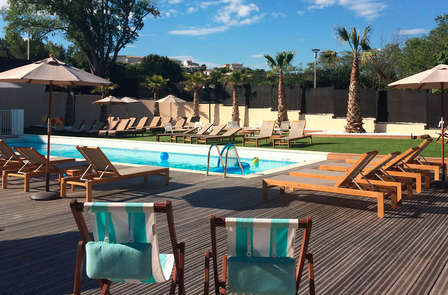 Week-end bien-être avec modelage aux portes de Montpellier au Vichy Spa