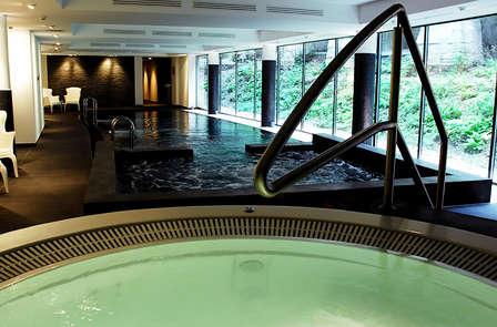 Ontspannen in luxe in vijfsterrenhotel in Luik