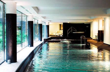 Genieten met zwembad en spa in 5 sterrenhotel in Luik