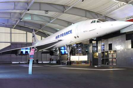Week-end à Paris avec entrée au Musée de l'air et de l'espace