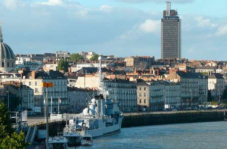 Week-end découverte de Nantes (entrées aux musées, croisières sur l'Erdre...)