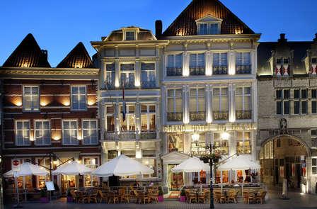 Luxe en historie in het oudste hotel van Nederland (vanaf 2 nachten)