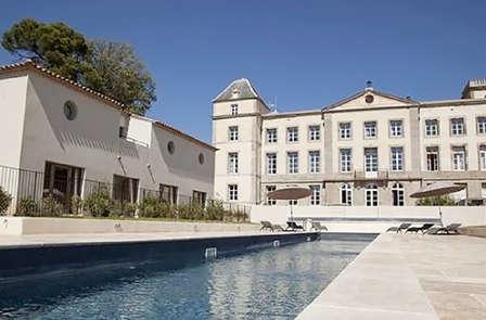 Descanso en el sur de Francia: suite y spa en el Castillo de la Redorte