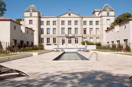 Week-end d'exception en suite  au Chateau de la Redorte au bord du Canal du Midi
